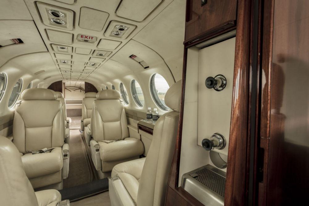 King Air 350