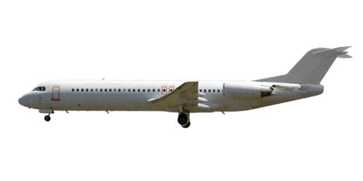 Fokker F100
